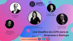 Desafios LGPD