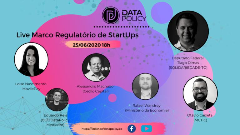 DataPolicy Marco Regulatório de Startups